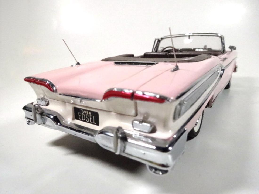 1958 FORD EDSEL CITATION, MINT CONDITION, BY FRANKLIN - 4