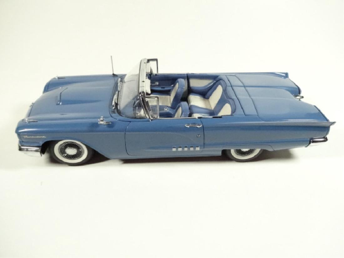 1958 FORD THUNDERBIRD CONVERTIBLE, MINT CONDITION, BY - 2