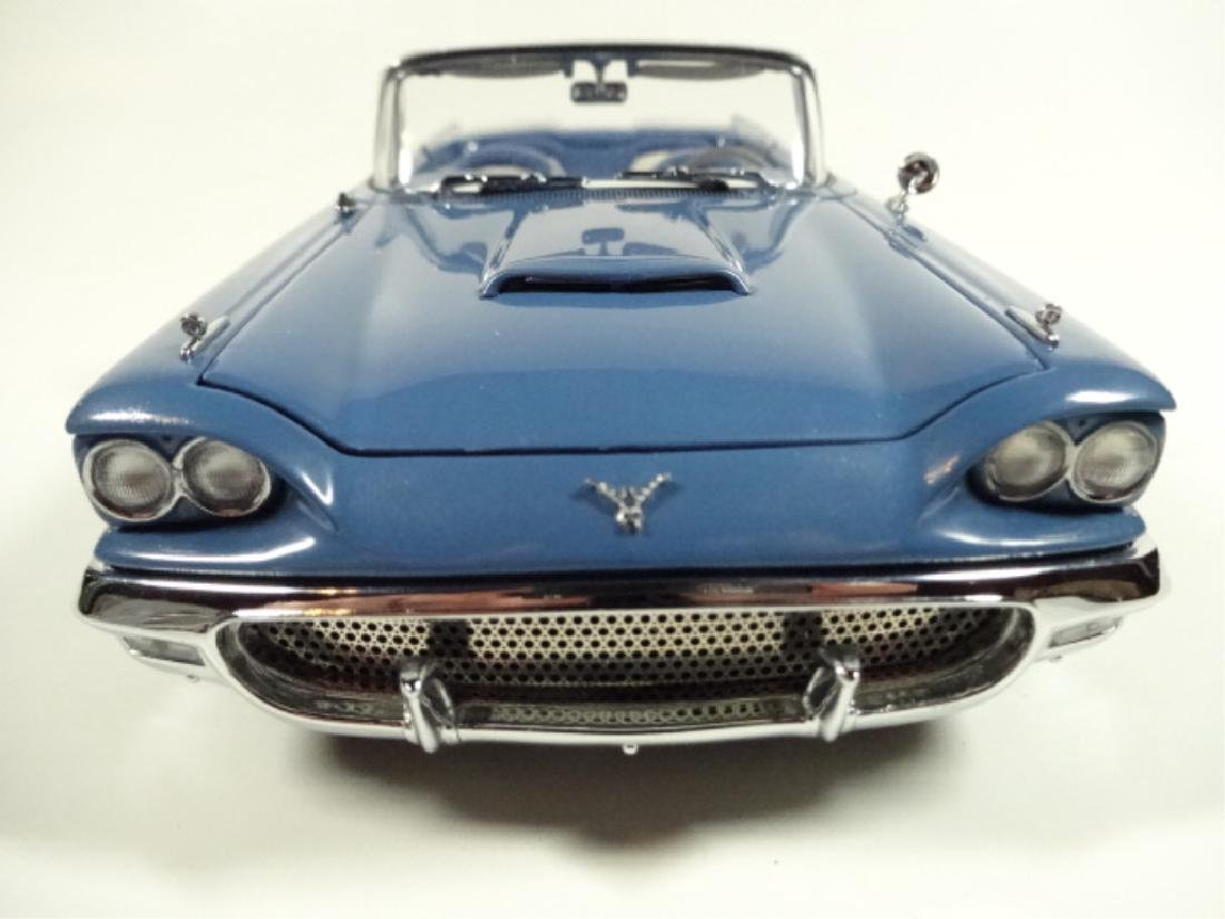 1958 FORD THUNDERBIRD CONVERTIBLE, MINT CONDITION, BY - 3