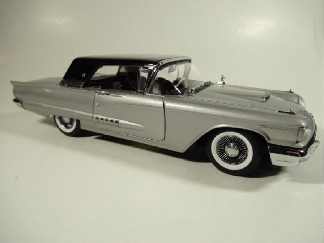 1958 FORD THUNDERBIRD COUPE, MINT CONDITION, BY DANBURY