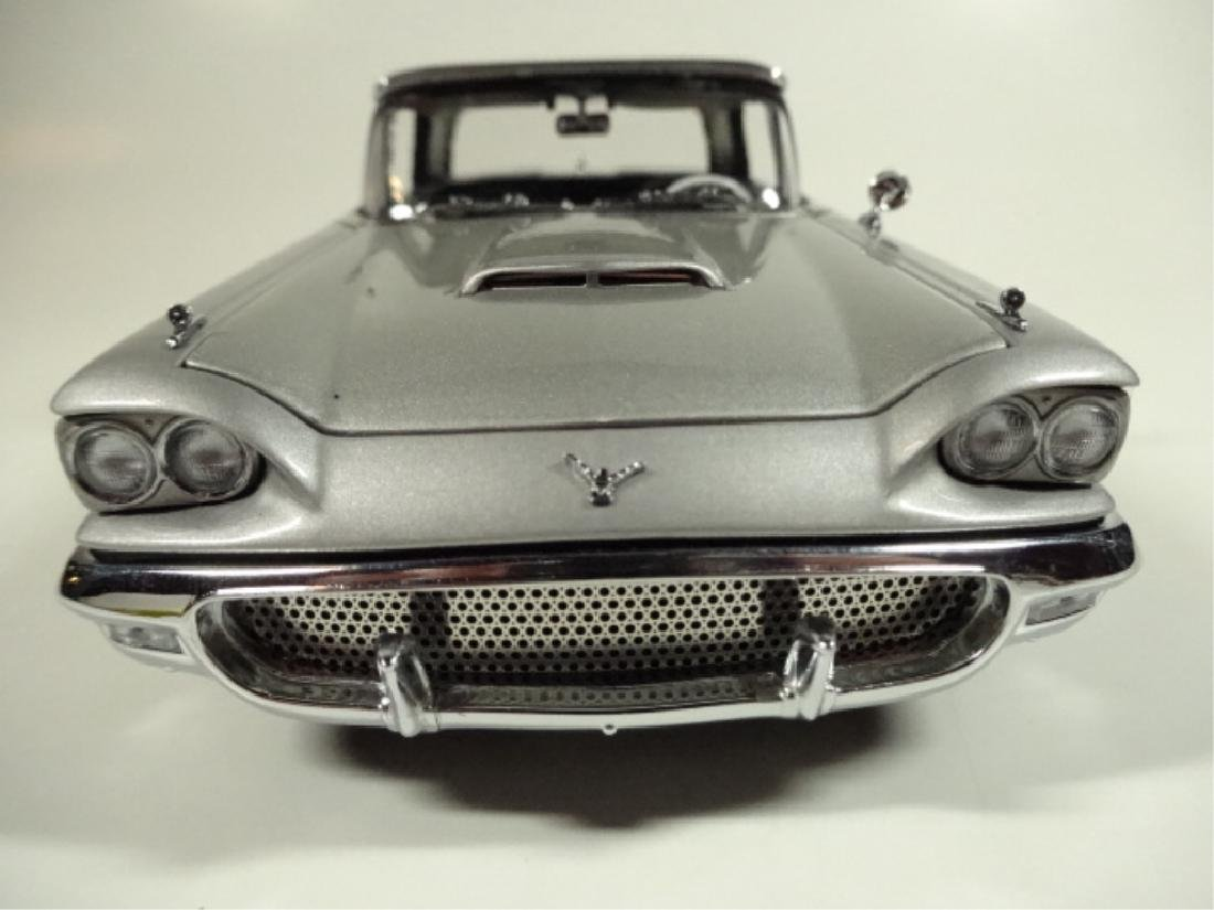 1958 FORD THUNDERBIRD COUPE, MINT CONDITION, BY DANBURY - 3