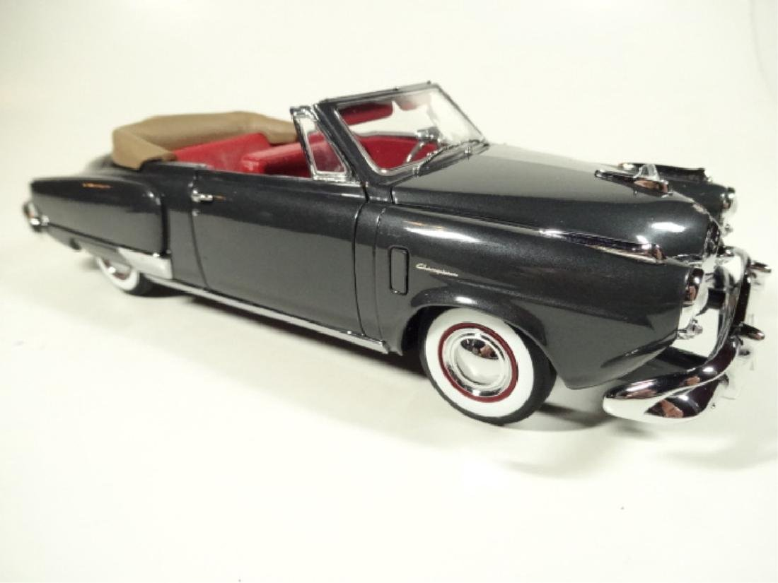 1950 STUDEBAKER CHAMPION CONVERTIBLE, MINT CONDITION,