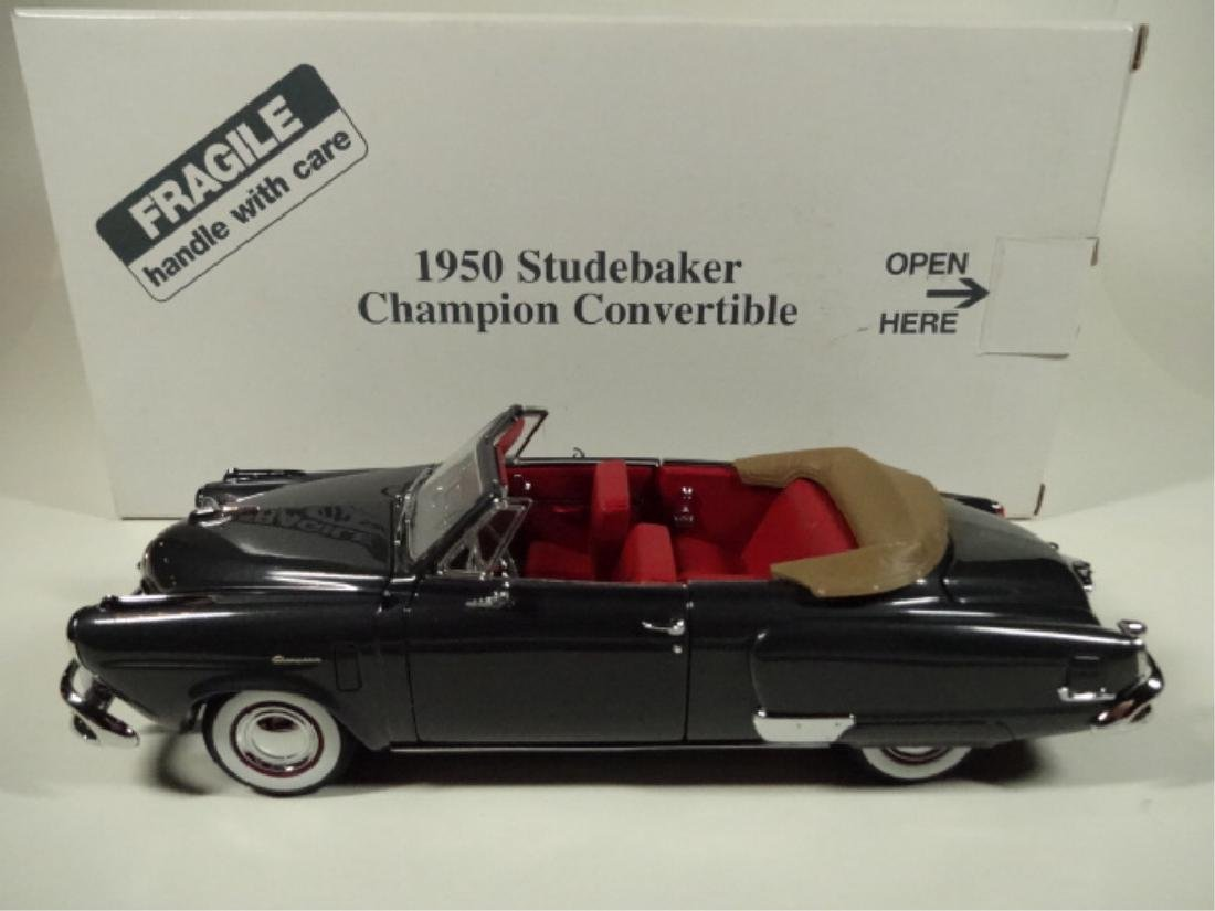 1950 STUDEBAKER CHAMPION CONVERTIBLE, MINT CONDITION, - 7