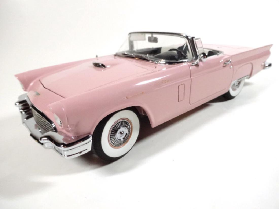 1957 FORD THUNDERBIRD, MINT CONDITION, LIMITED EDITION