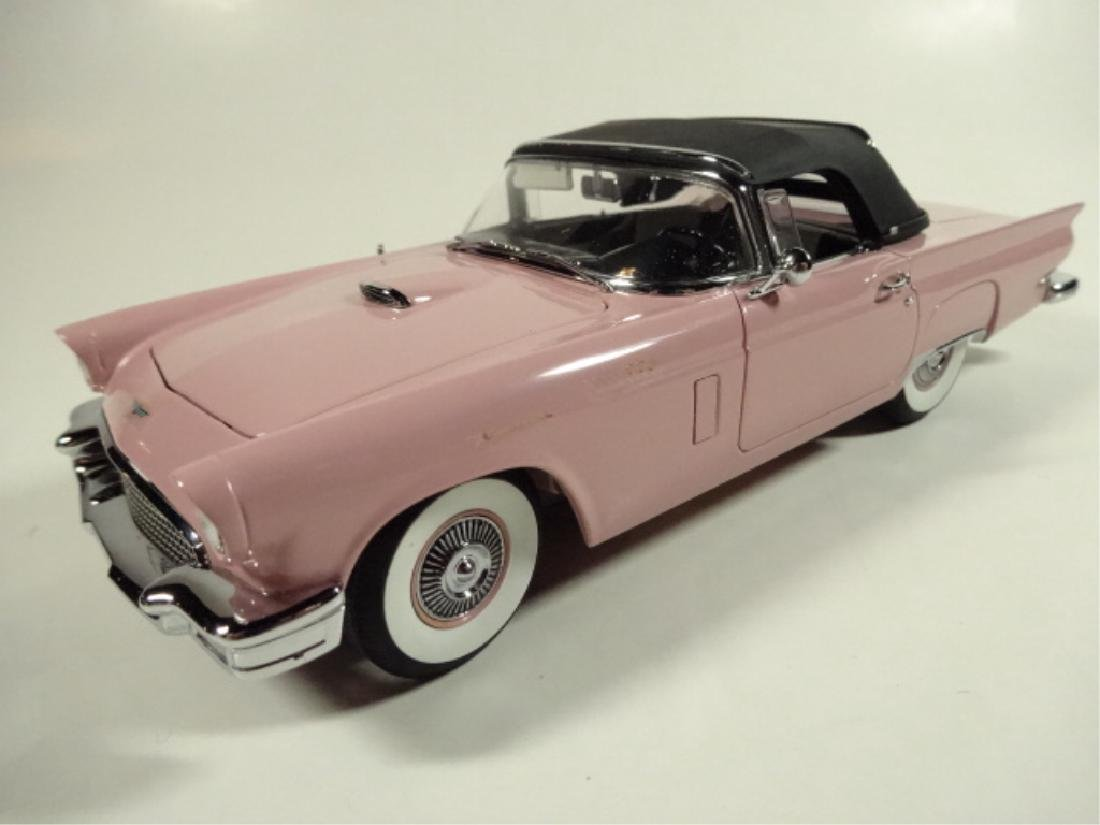 1957 FORD THUNDERBIRD, MINT CONDITION, LIMITED EDITION - 6