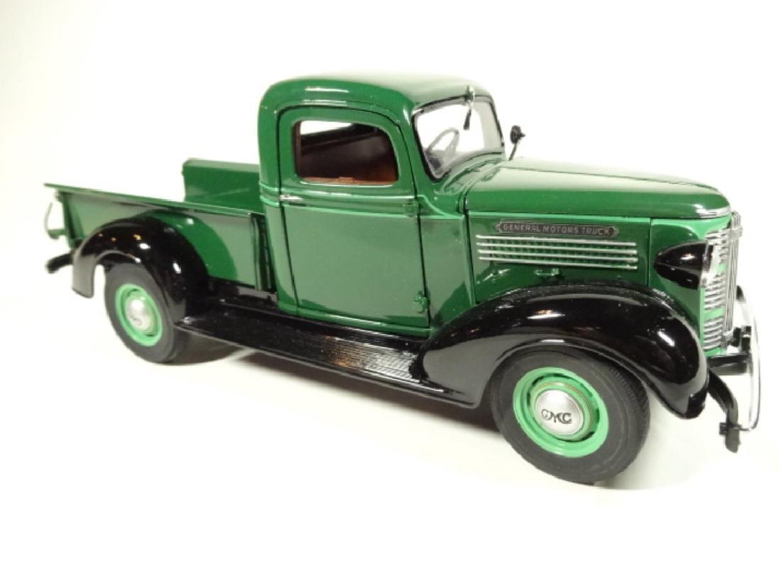 1937 GMC PICKUP TRUCK, MINT CONDITION, LIMITED EDITION