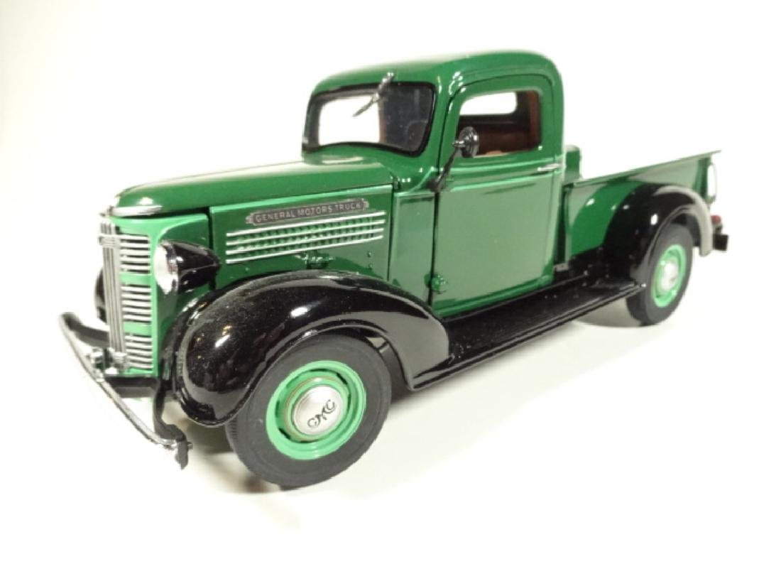 1937 GMC PICKUP TRUCK, MINT CONDITION, LIMITED EDITION - 3