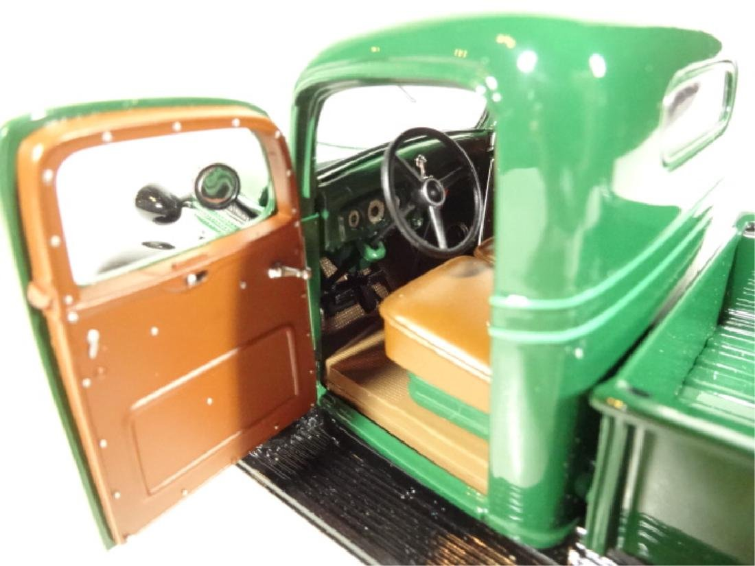 1937 GMC PICKUP TRUCK, MINT CONDITION, LIMITED EDITION - 5