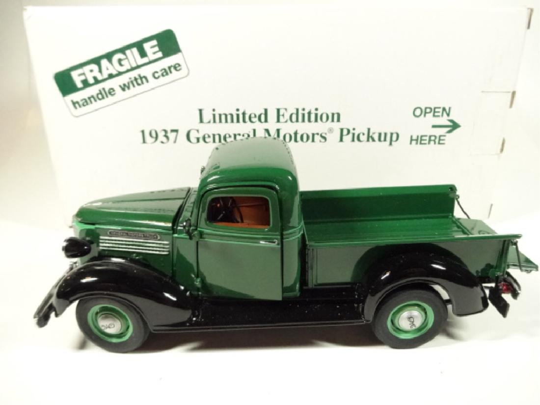 1937 GMC PICKUP TRUCK, MINT CONDITION, LIMITED EDITION - 6