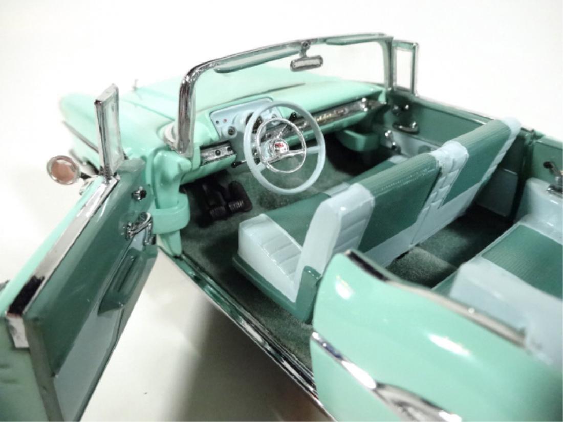 1957 CHEVROLET BEL AIR CONVERTIBLE, MINT CONDITION, - 3