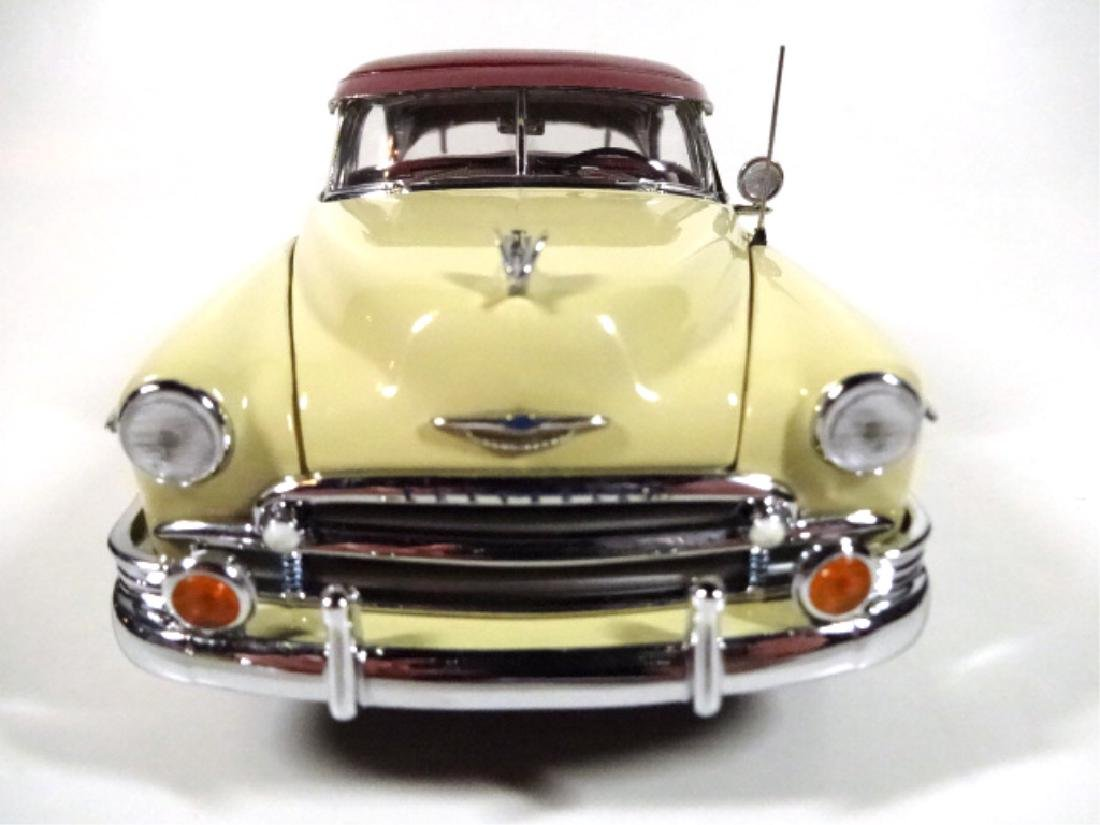 1950 CHEVROLET BEL AIR, MINT CONDITION, DIECAST CAR BY - 2