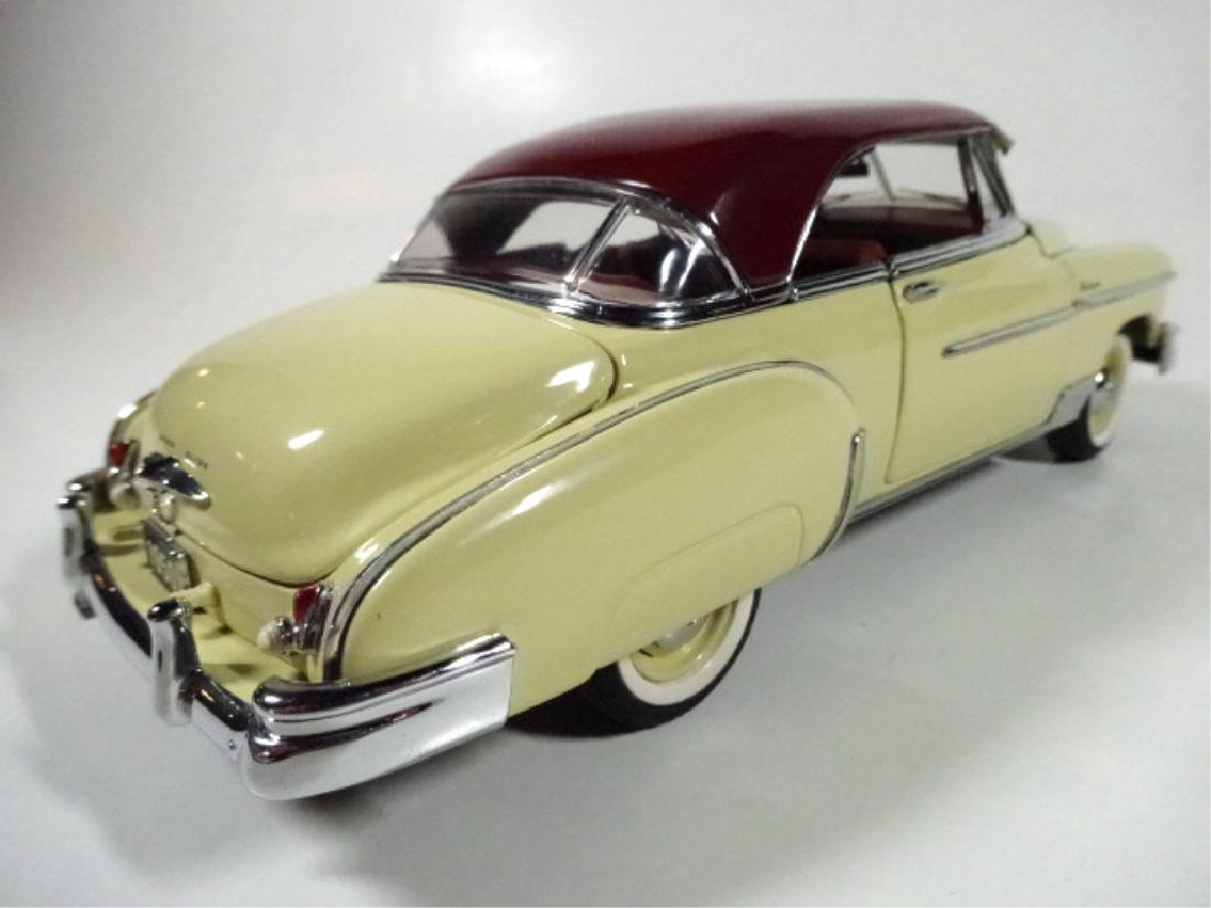 1950 CHEVROLET BEL AIR, MINT CONDITION, DIECAST CAR BY - 5