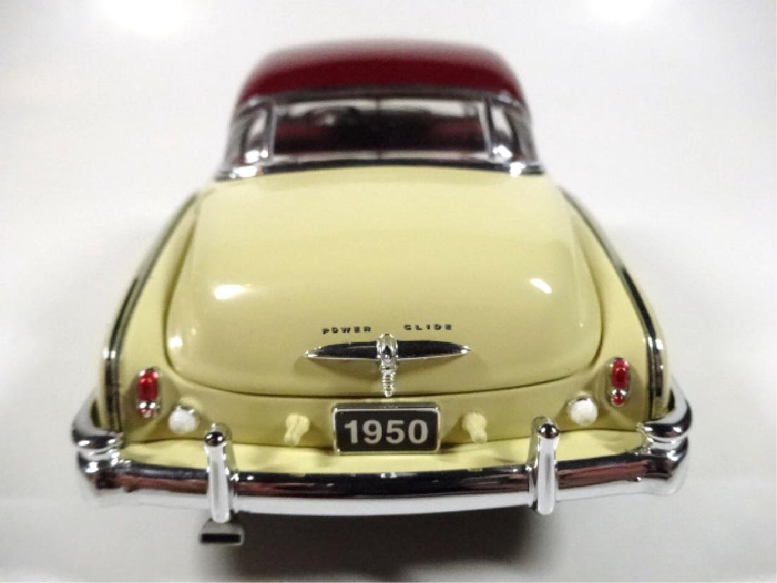 1950 CHEVROLET BEL AIR, MINT CONDITION, DIECAST CAR BY - 6