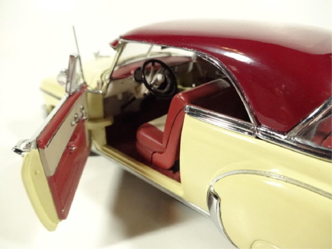 1950 CHEVROLET BEL AIR, MINT CONDITION, DIECAST CAR BY - 8