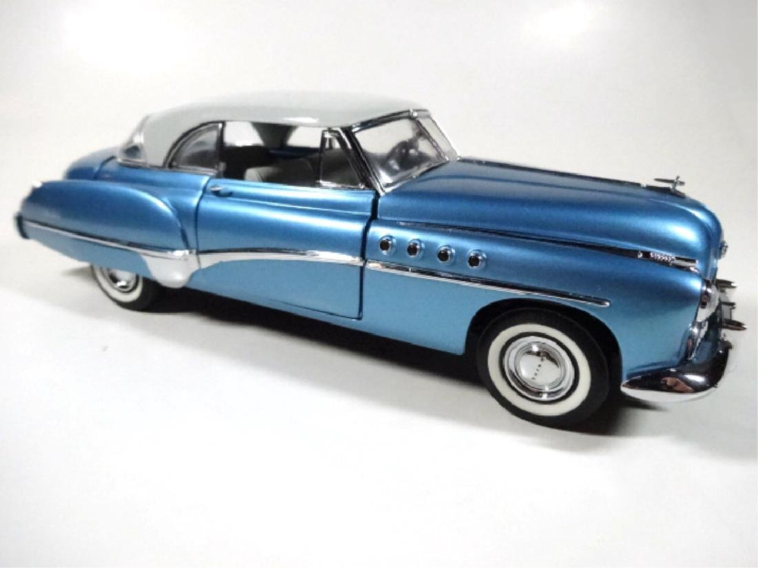 1948 BUICK ROADMASTER COUPE, MINT CONDITION, DIECAST