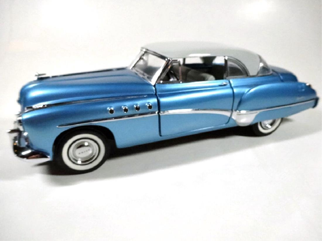 1948 BUICK ROADMASTER COUPE, MINT CONDITION, DIECAST - 2