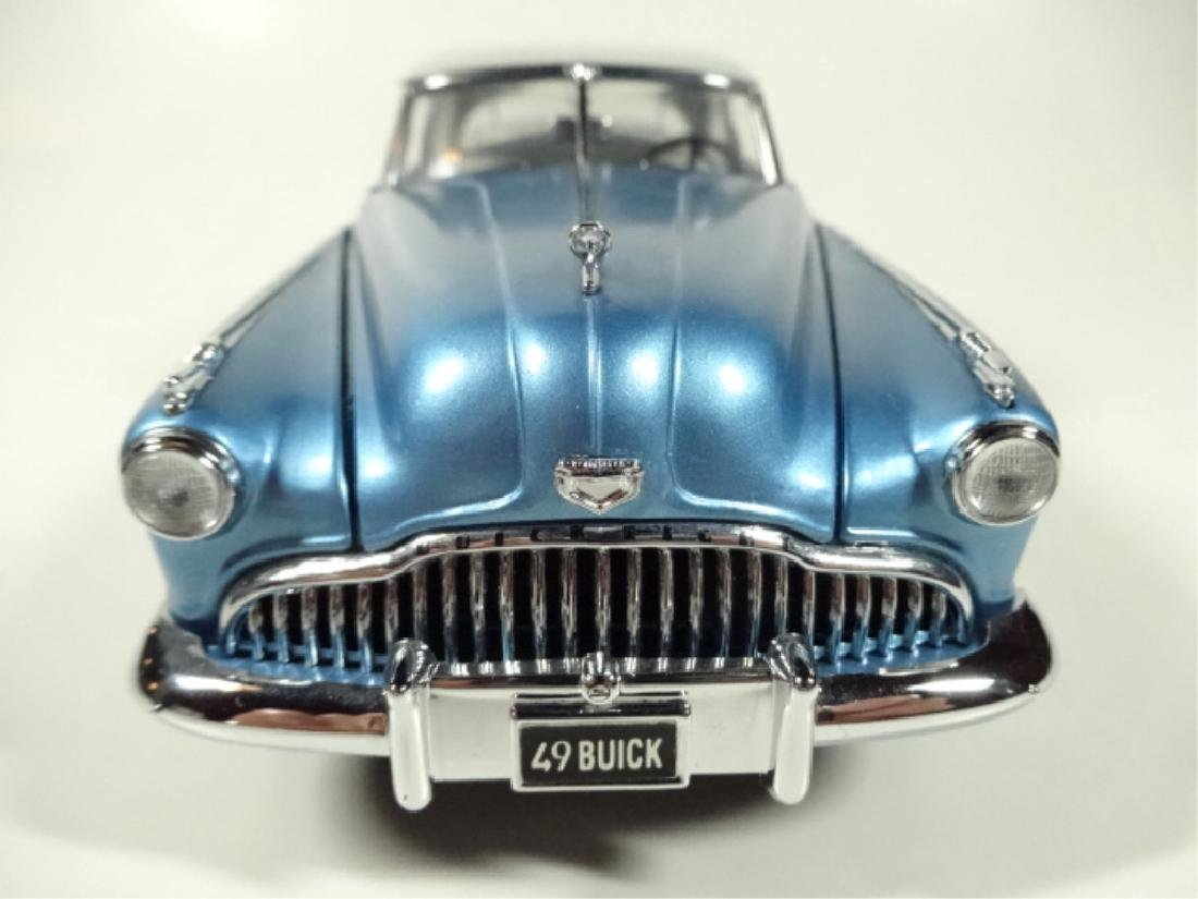 1948 BUICK ROADMASTER COUPE, MINT CONDITION, DIECAST - 3