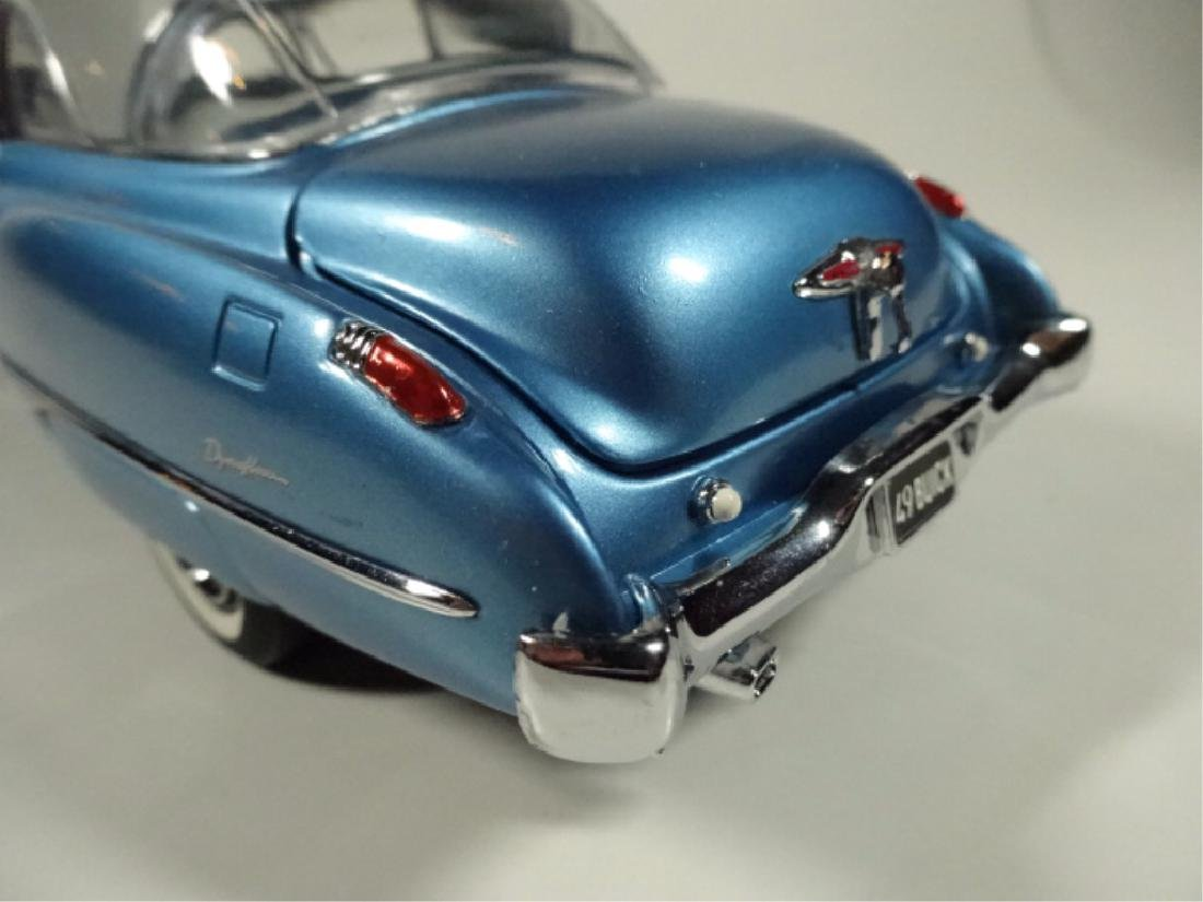 1948 BUICK ROADMASTER COUPE, MINT CONDITION, DIECAST - 5