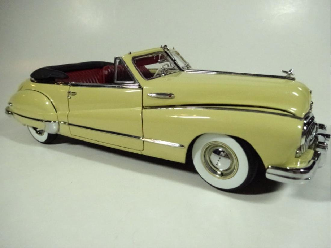 1947 BUICK ROADMASTER CONVERTIBLE, MINT CONDITION,
