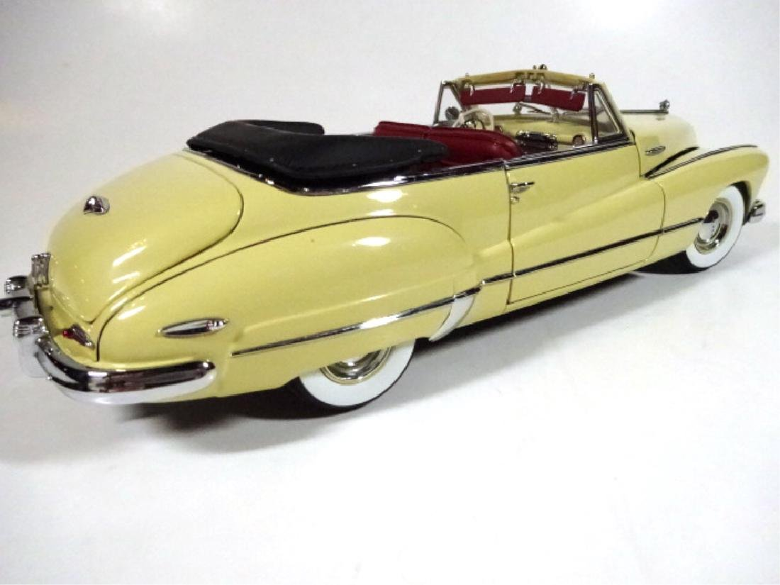1947 BUICK ROADMASTER CONVERTIBLE, MINT CONDITION, - 2
