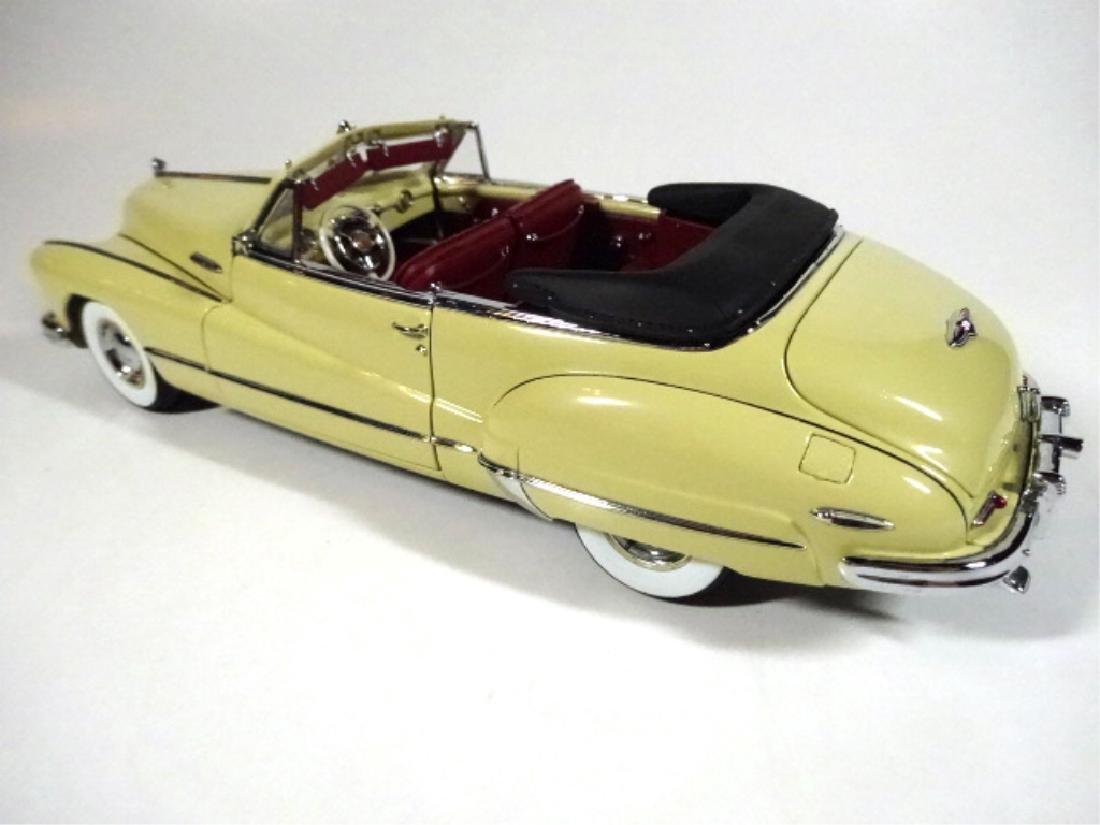 1947 BUICK ROADMASTER CONVERTIBLE, MINT CONDITION, - 3