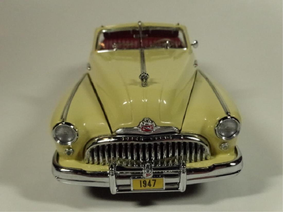 1947 BUICK ROADMASTER CONVERTIBLE, MINT CONDITION, - 5