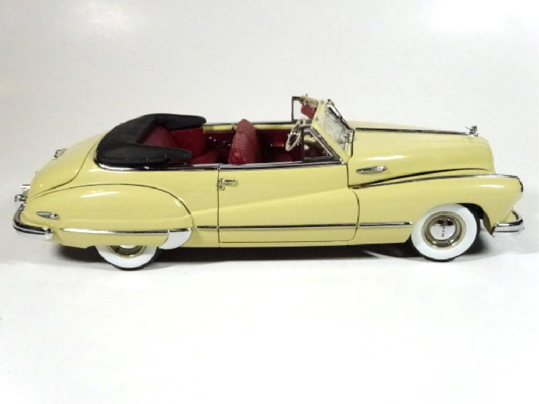 1947 BUICK ROADMASTER CONVERTIBLE, MINT CONDITION, - 6