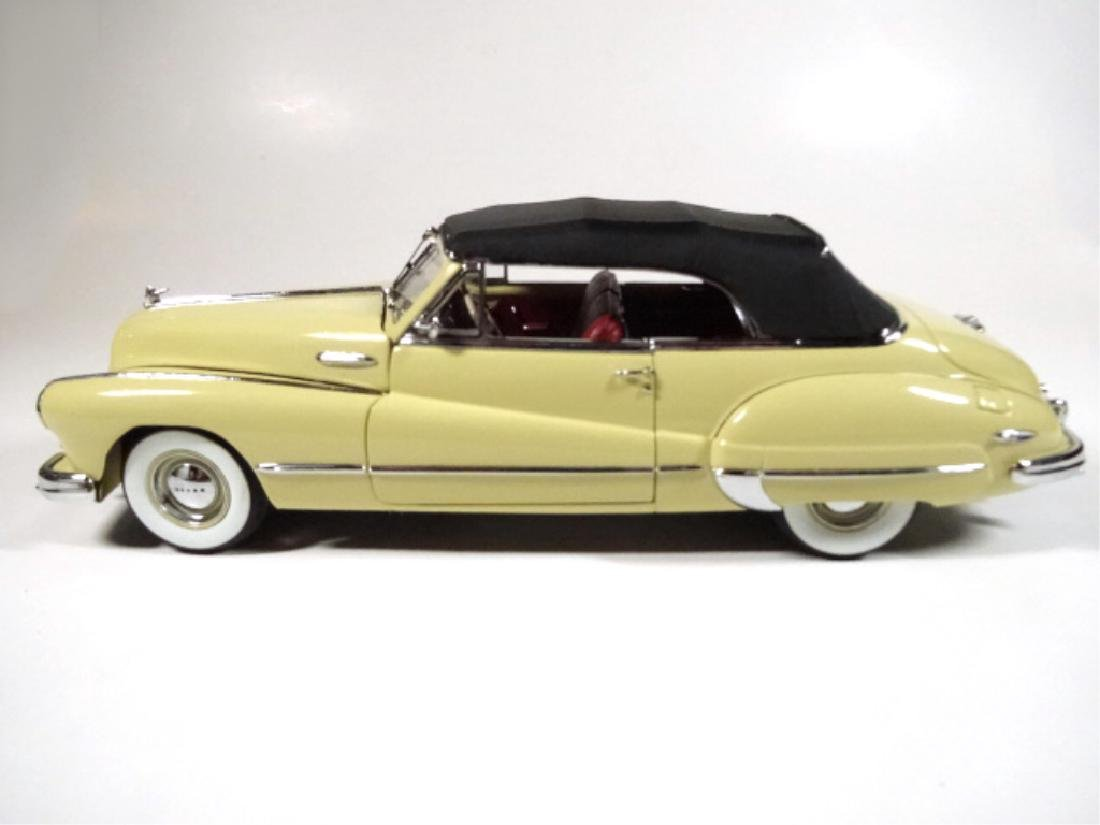 1947 BUICK ROADMASTER CONVERTIBLE, MINT CONDITION, - 7