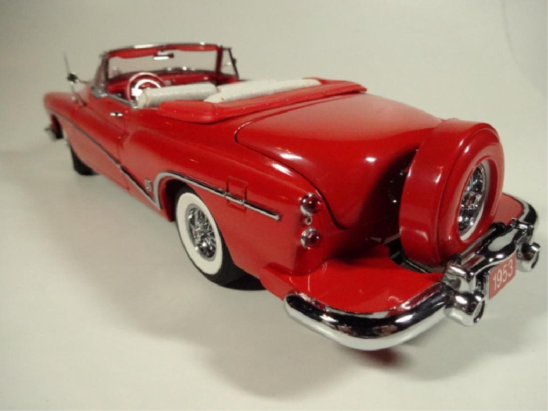 1953 BUICK SKYLARK, MINT CONDITION, DIECAST CAR FROM A - 4