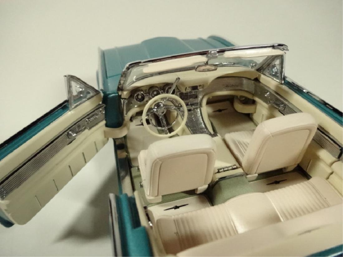1961 FORD THUNDERBIRD CONVERTIBLE, MINT CONDITION, - 5