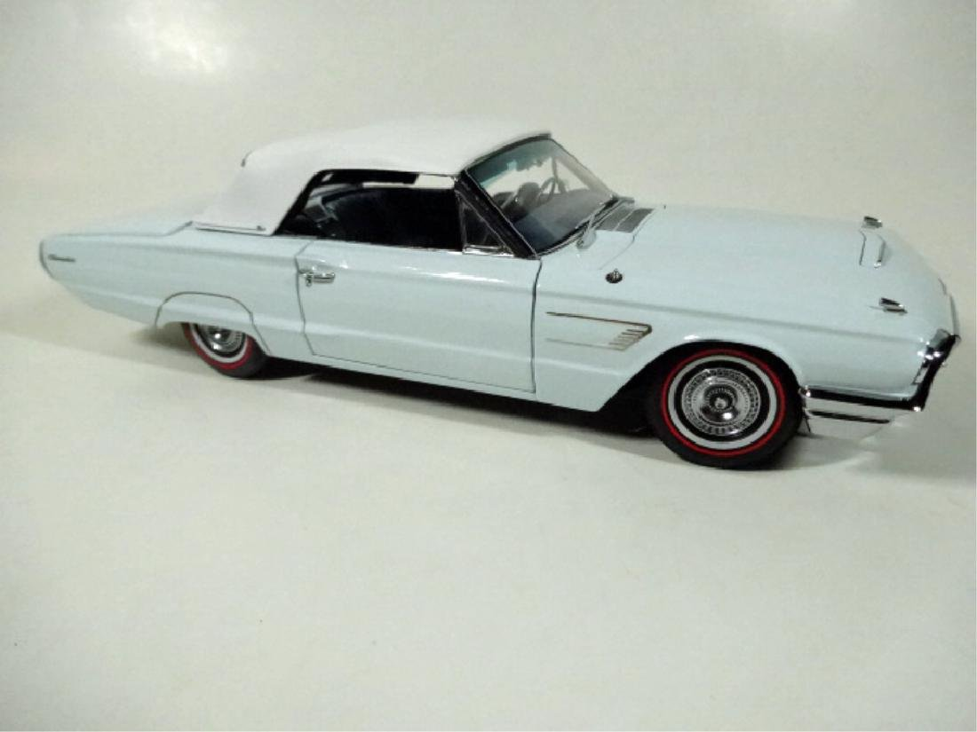 1960 FORD THUNDERBIRD CONVERTIBLE, MINT CONDITION,