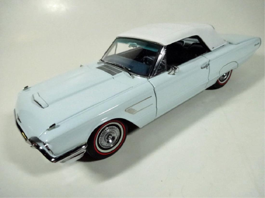 1960 FORD THUNDERBIRD CONVERTIBLE, MINT CONDITION, - 3