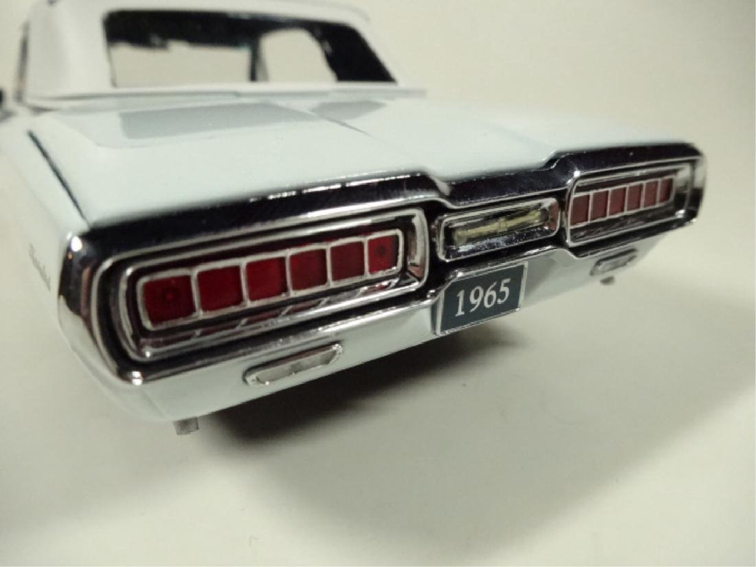 1960 FORD THUNDERBIRD CONVERTIBLE, MINT CONDITION, - 5