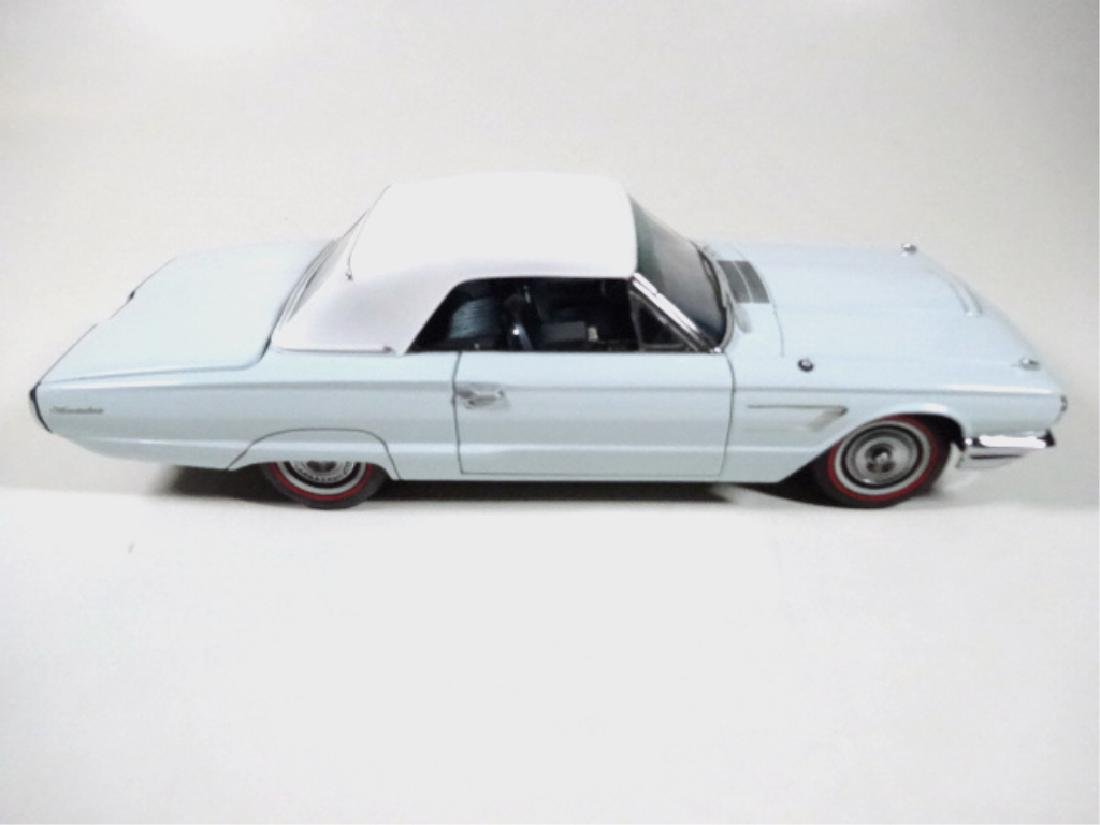 1960 FORD THUNDERBIRD CONVERTIBLE, MINT CONDITION, - 7