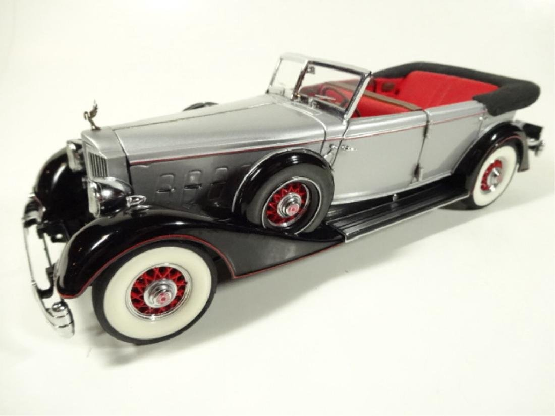 1934 PACKARD CONVERTIBLE, MINT CONDITION, LIMITED