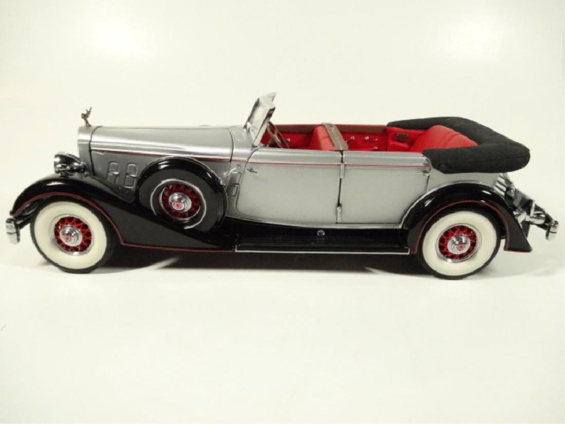 1934 PACKARD CONVERTIBLE, MINT CONDITION, LIMITED - 2