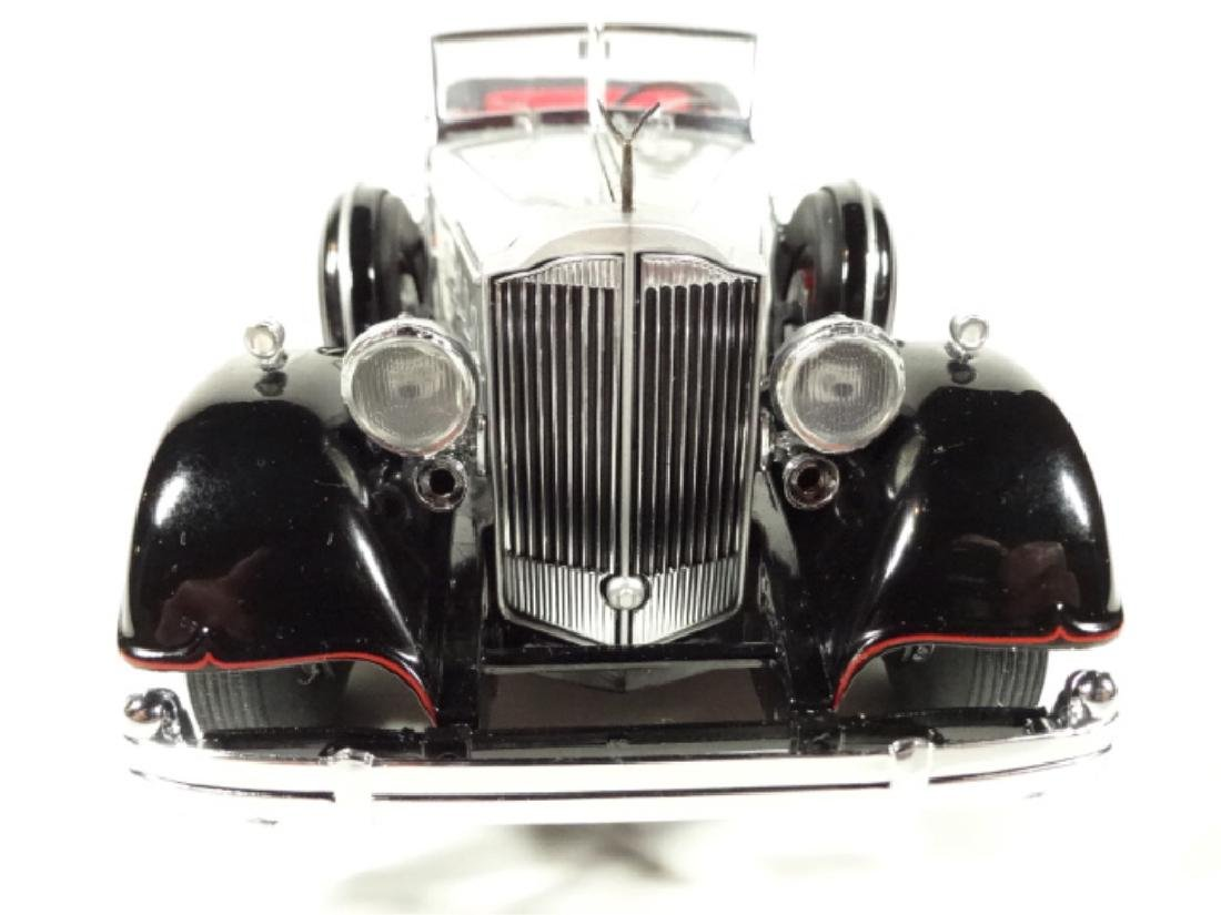 1934 PACKARD CONVERTIBLE, MINT CONDITION, LIMITED - 3