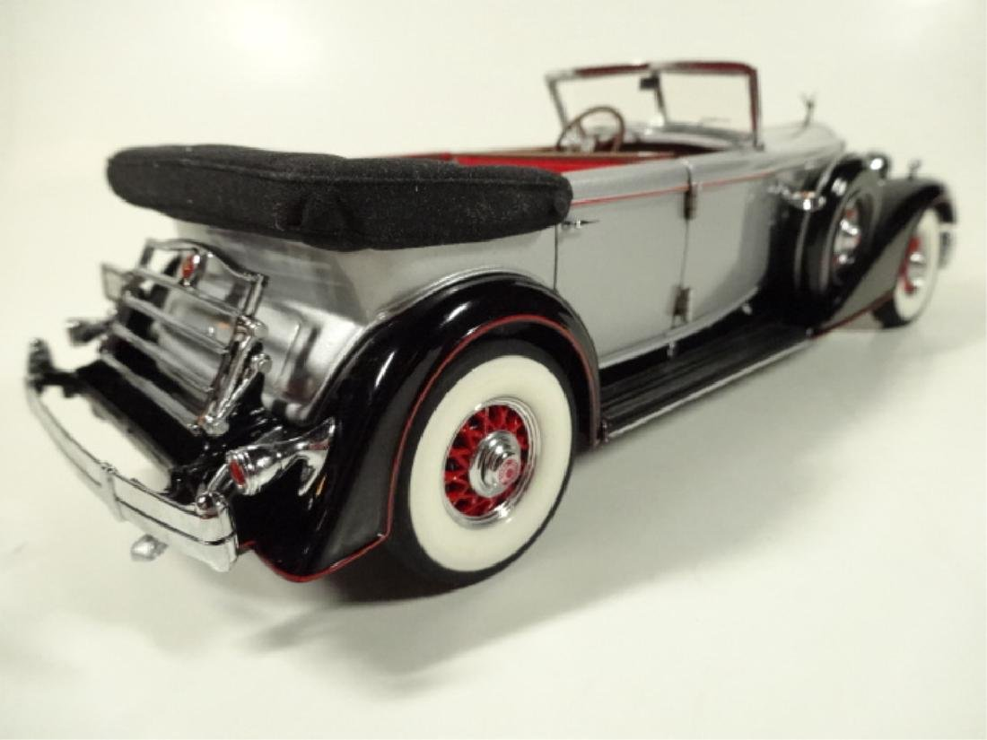 1934 PACKARD CONVERTIBLE, MINT CONDITION, LIMITED - 5