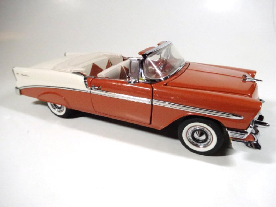 1956 CHEVROLET BEL AIR CONVERTIBLE, MINT CONDITION,