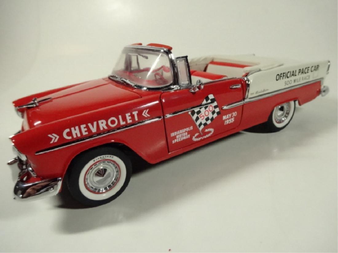 1955 CHEVROLET BEL AIR INDY 500 PACE CAR, MINT