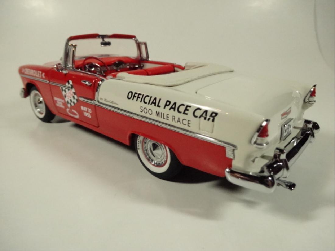 1955 CHEVROLET BEL AIR INDY 500 PACE CAR, MINT - 3