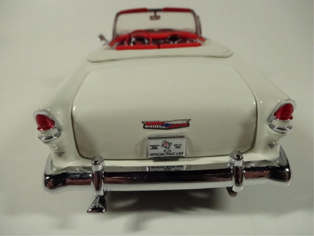 1955 CHEVROLET BEL AIR INDY 500 PACE CAR, MINT - 4