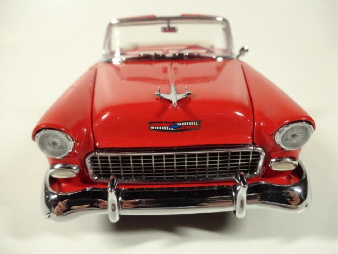 1955 CHEVROLET BEL AIR INDY 500 PACE CAR, MINT - 5