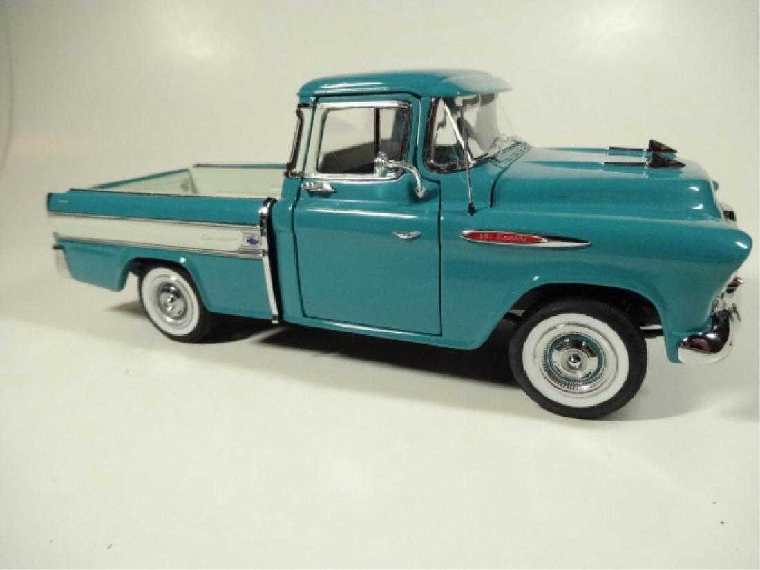 1957 Chevrolet Cameo Carrier Pickup Truck Mint Chevy