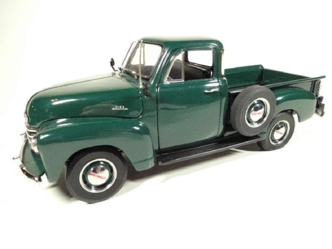 1953 CHEVROLET 3100 HALF TON PICKUP TRUCK, MINT