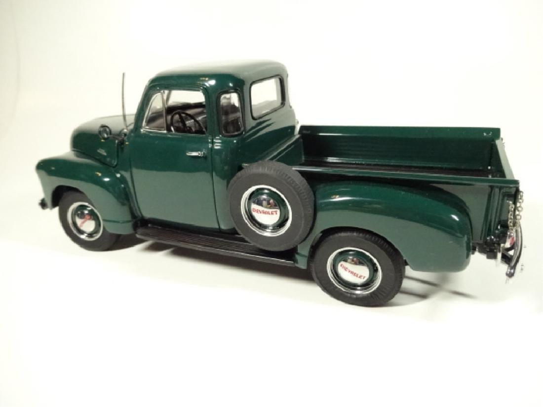 1953 CHEVROLET 3100 HALF TON PICKUP TRUCK, MINT - 2