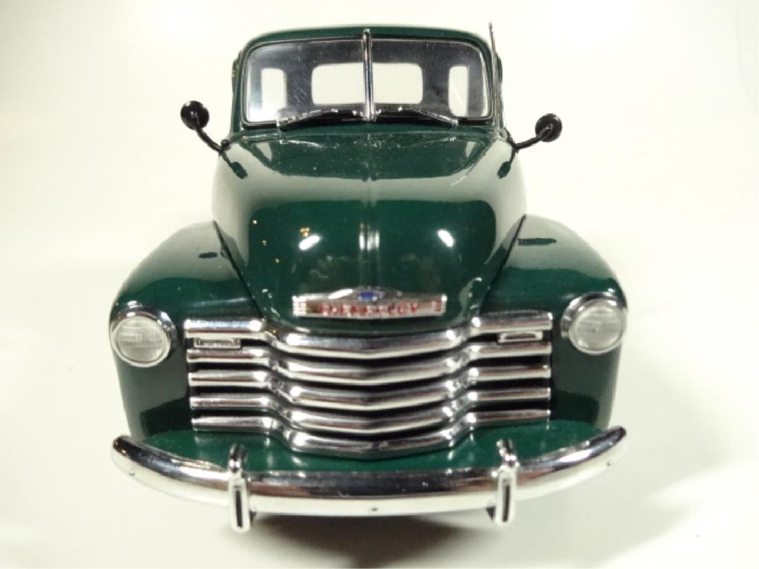 1953 CHEVROLET 3100 HALF TON PICKUP TRUCK, MINT - 6