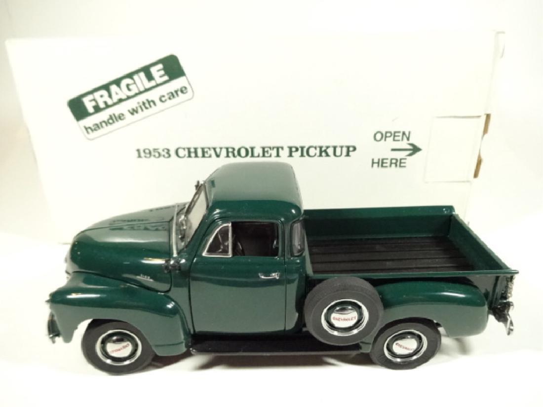 1953 CHEVROLET 3100 HALF TON PICKUP TRUCK, MINT - 7