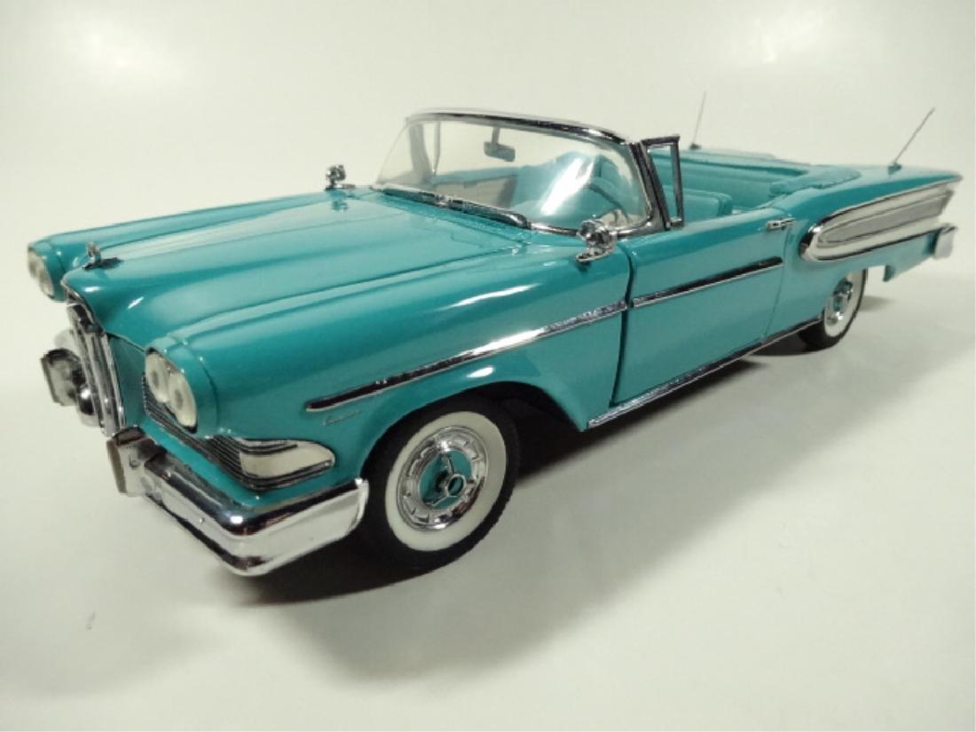 1958 FORD EDSEL CITATION, MINT CONDITION, DIECAST CAR