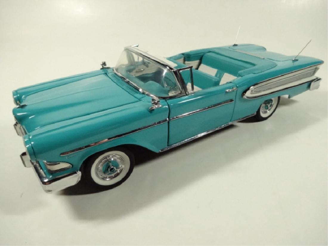 1958 FORD EDSEL CITATION, MINT CONDITION, DIECAST CAR - 2